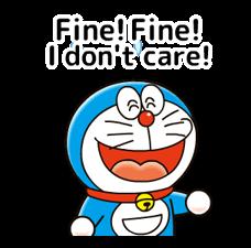 Doraemon: स्टिकर उद्धरण 24