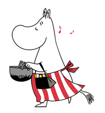 Moomin Stickers 2 24