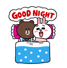 Brown & Cony's Lonely Hearts Date Stickers 24