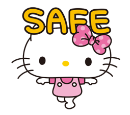 Hello Kitty: Simple and Sweet Stickres 19