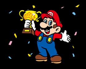 Mario Kart Stickers 19