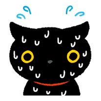 Kutsushita Nyanko स्टिकर 19