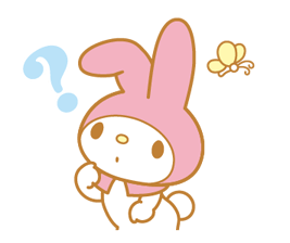 My Melody 2 Stickers 19