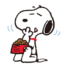 SNOOPY Stickers 19