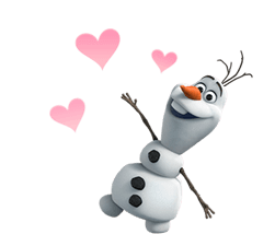 Frozen Stickers 19