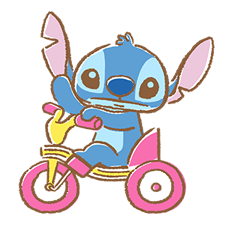 Stitch Cuteness Stickers 19