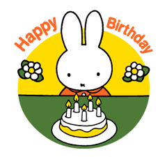 Miffy Stickers 19