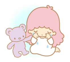 Little Twin Stars Stickers 19