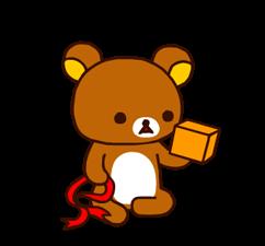 松弛熊&Kiiroitori贴纸 19
