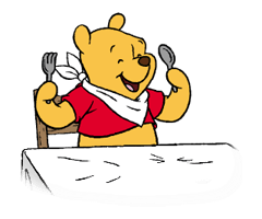 Winnie The Pooh Stickers 2 19