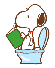 SNOOPY & Woodstock Stickers 20