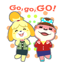 Animal Crossing Stickers 19