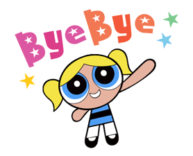 The Powerpuff Girls Stickers 19