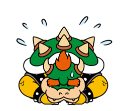 Talking Super Mario Stickers 24
