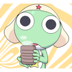 Stickers Keroro 2