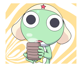 Keroro Stickers 2