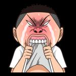 Inachu卓球-BUステッカー 2
