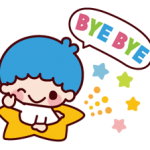 SANRIO CHARACTERS3 (cartoons) stickers 22