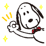 Stickers Snoopy 2