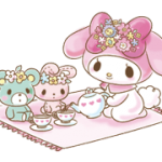 My Melody: Too Cute for You! Stickers 2