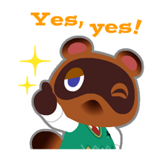 Animal Crossing Stickers 2