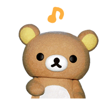 Rilakkuma Movie Tarrat 24