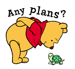 Pooh & Friends - Cute & Cuddly Stickers 2