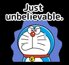 Doraemon: Котировки Наклейки 2