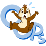 Chip 'n' Dale Stickers 2