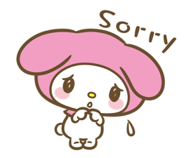 My Melody: Sweet as Can Be! Stickers 6
