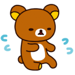 Rilakkuma~Korilakkuma with a new friend~ Stickers 2