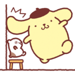 Pompompurin Stickers 2 2