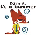 Zootopia Stickers 9