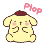 Pompompurin Stickers 2