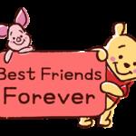 Winnie the Pooh Balloons Adesivi Speech 2