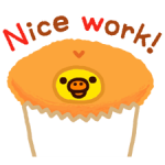 Rilakkuma: Freshly Baked Fun Stickers 2