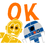 Star Wars Stickers 2
