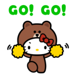 LINE Friends & HELLO KITTY 2