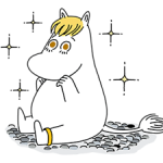 Stickers Moomin 2
