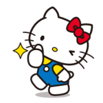 Hello Kitty 2 Stiker 2