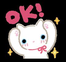 Kutsushita Nyanko สติ๊กเกอร์ 2