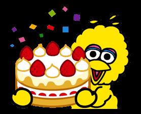 Sesame Street Stickers 24