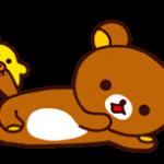 Rilakkuma & Kiiroitori Klistermärken 2