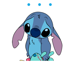 Stitch (Rowdy) Stickers 20