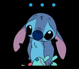 Stitch (Rowdy) Klistremerker 20