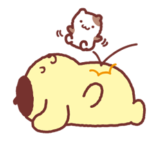 Pompompurin Stickers 2 20