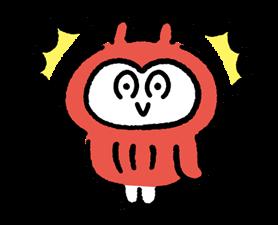 Kanahei's Komimizuk Stickers 20