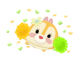 Disney Tsum Tsum Moves (Sakura Style) Stickers 20