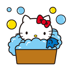 Hello Kitty 2 Stickers 20