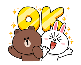 LINE Characters Sound Off! Stickers 10